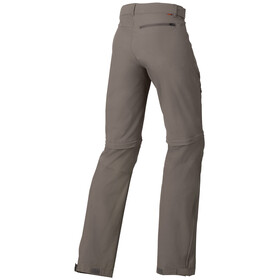 VAUDE Farley Stretch ZO T-Zip Pants Women coconut